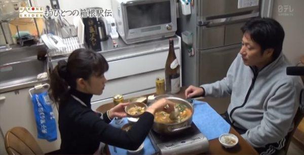 青学原晋監督と嫁美穂さんの自宅(生活空間)と2人の仲につい ...